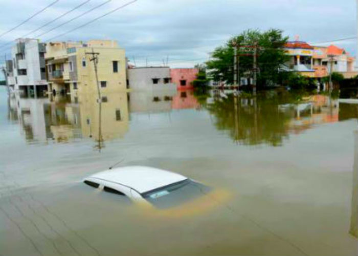 Chennai Rain Disaster2015